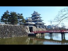 Matsumoto Castle – The Oldest Wooden Castle in Japan – Wow! That is amazing.