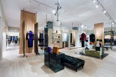 B-No7 store by CuldeSac, Moscow – Russia » Retail Design Blog