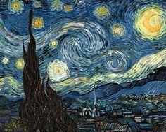 Yıldızlı Gece / The Starry Night
