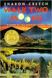 Everyday Reading: Walk Two Moons by Sharon Creech. I want D to read this and feel moved.