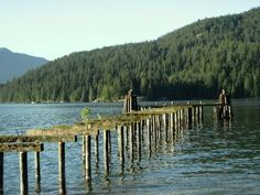I have driven up and down the side of the Columbia River near Vancouver Washington. Wish I had a boat!