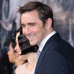 Evangeline Lilly & Lee Pace
