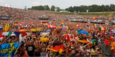 This is fantastic, Ecuador, Sweden, Denmark, Canada, France, Italy, Germany, Greece, Mexico, Spain ...