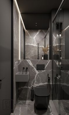 DE&DE/Bachelors' shelter on Behance Washroom Design, Bathroom Design Luxury, Bathroom Layout, Modern Bathroom Design, Small Bathroom, Wc Design, Bath Design, House Design, Interior Design Photography