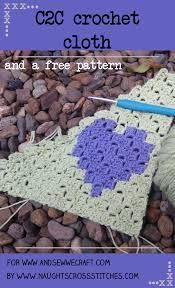 Resultado de imagen para c2c crochet tutorial