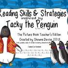 This packet was created to use with the book Tacky the Penguin by Helen Lester.    Each skill or strategy has multiple pages that are differentiated ... Tacky The Penguin, Narrative Writing, Differentiation, Grade 2, Reading Skills, Read Aloud, Book Series, Language Arts, Penguins