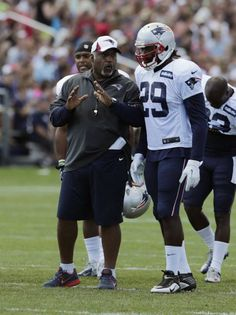 New running back Blount could be tough to stop