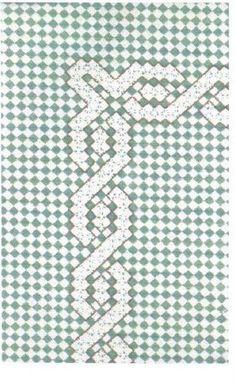 Bordado xadrez da net III - margareth mi3 - Picasa Web Albums