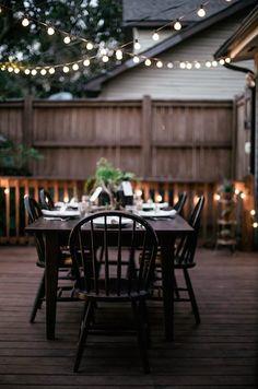 Att enkelt uppgradera altanen till de luxe mysig med belysning – HOH