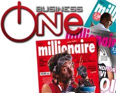 Business One sulle pagine di Millionaire! Pubblicata una ricca intervista a Pietro Falconetti sul mensile di business più letto in Italia. Tutte le novità e i progetti targati Business One direttemante in edicola sulla più prestigiosa rivista di settore.