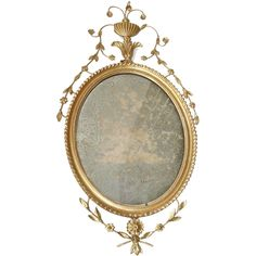 1stdibs.com | George III Giltwood Mirror