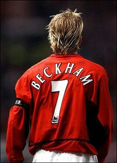 Best Football Players, Football Boys, Soccer Players, Official Manchester United Website, Manchester United Players, David Beckham Wallpaper, Beckham Football, Real Madrid, Neymar Vs
