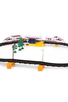 divnitycollection.es Venta Color Baby / Tren de Alta Velocidad Blanco y Rojo, 10,50€