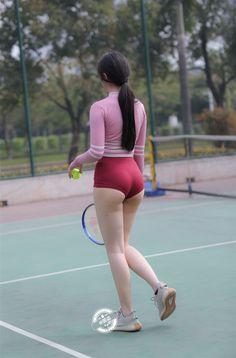 圖盗:今天是名运动Girl Pretty Asian Girl, Cute Asian Girls, Beautiful Asian Women, Girls Are Awesome, Cute Underwear, Skinny Girls, Cute Baby Videos, Asia Girl, Sexy Shorts