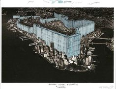 """New York based artist Jeff Konigsberg is familiar with different drawings techniques and subjects. His works range from purely abstract shapes and intricate compositions of lines and wires to more documentary images with a surreal tone. His series """"Drawings for Manhattan"""" imagines a dystopian..."""