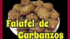 Falafel de Garbanzos