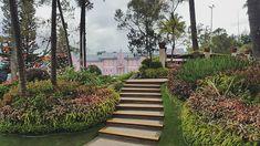 #suroita #davaolifeishere #prayermountain Garden Bridge, Prayers, Stairs, Outdoor Structures, Instagram, Home Decor, Stairway, Decoration Home, Room Decor