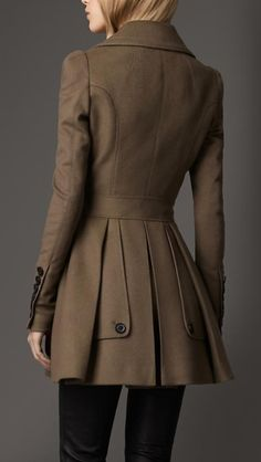 Burberry, amazing!