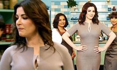 Nigella Lawson pumps up the glamour for second episode of The Taste