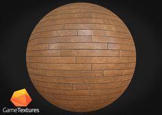 ArtStation - Wood Floor Procedural Substance, GameTextures .com