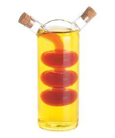 Look what I found on #zulily! Oil & Vinegar Bottle by Fox Run #zulilyfinds