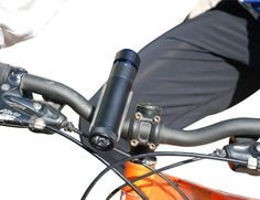 Lavod Bike Speaker Plays Mp3s From Your Handlebars