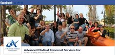 We are on Facebook. Let Advanced Medical, a therapy staffing company, show you what you are missing with your current travel company. At Advanced Medical we offer lucrative pay, 100% medical coverage, customized travel packages, matching 401K, CEU reimbursements, state licensure reimbursements, large support staff. Call us at (800) 330-7711 or visit www.advanced-medi.... Advanced Medical - We Know Therapy! advanced-medical-about-us