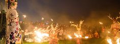 The Beltane Fire Festival is an ancient Celtic festival which takes place in May to welcome in the spring. Head to Edinburgh to join in the magic. Celtic Festival, Fire Festival, Festival 2017, Beltane, Wicca, Summer Goddess, End Of Spring, Pagan Festivals, Happy May