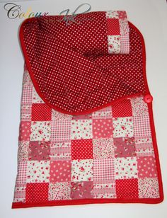 Doll sleeping bag and pillow suitable for 18 inch doll (American Girl Doll).