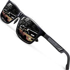 0e970e040a73 ATTCL Mens Hot Retro Driving Polarized Wayfarer Sunglasses Al-Mg Metal  Frame Ultra Light – Sunglasses Manufacturer Wholesale