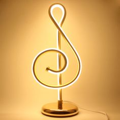 Discover how awesome this Unique Musical Note Lamp! Your love toward music should not be in your mind but show off with this lamp now! Each Musical Note Lamp are handcrafted by our artisans, mak. Desk Light, Light Table, Table Led, Table Lamps, Puzzle Store, World Decor, Puzzles For Toddlers, Energy Conservation, Led Night Light