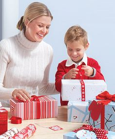 The Container Store > Tip > Guide to Gorgeous Gift Presentation (PDF)