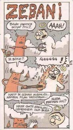 - Böyle yapınca acıyor mu?..  + Aaah!  - Ya böyle?..  + Aaaaa!  - Hafif bir günah algınlığı... Aspirin filan yazıyorum...  + Suda eriyen mi?  - Hayır g*te sokulan... Cehennem olm bura!  #karikatür #mizah #matrak #komik #espri #şaka #gırgır #komiksözler Caricature, Comedy, Cartoon, Kawaii, Humor, Funny, Anime, Aspirin, Pasta