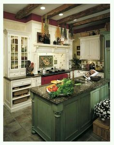 Traditional Kitchen Design Ideas | My Decorating Style ~ Eclectic ...