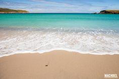 Las 7 mejores playas cerca de Ferrol para tomar el sol, visitar paisajes naturales o disfrutar del paisaje de esta costa gallega, inicio de la costa Ártabra