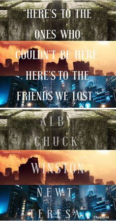 The Maze Runner Deaths Maze Runner Quotes, Maze Runner Funny, Maze Runner Trilogy, Maze Runner The Scorch, Maze Runner Thomas, Maze Runner Movie, Maze Runner Series, Thomas Brodie Sangster, Maze Runner Characters