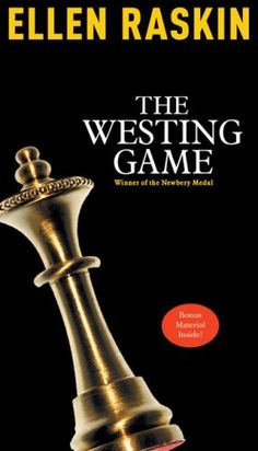"Buy The Westing Game (Newbery Medal Winner) by Ellen Raskin at Mighty Ape NZ. For over twenty-five years, Ellen Raskin's Newbery Medal-winning ""The Westing Game"" has been an enduring favorite. It has sold over one and . Ya Books, Great Books, This Is A Book, The Book, The Westing Game, English Festivals, Newbery Medal, Newbery Award, Book Reviews For Kids"