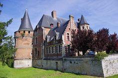 Château du Plessis-Brion (Oise) Picardie
