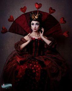 Angela Dalton. Queen of hearts
