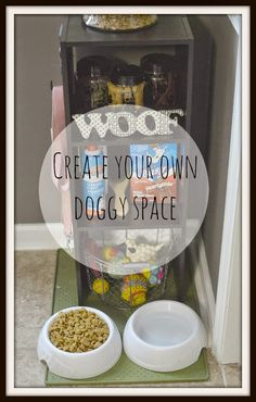 Creating a space for your dog! They deserve their own space too, right?? #ProPlanPet #cbias #ad