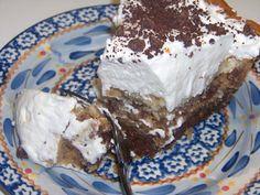 Triple Decadence Pie - Mrs Happy Homemaker