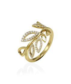 18ct Yellow Gold & Diamonds by Hera.
