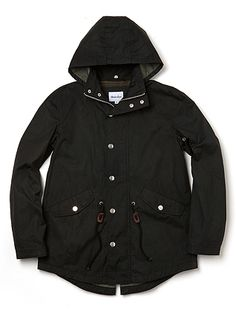 i love a nice raincoat. this ones light enough for spring!