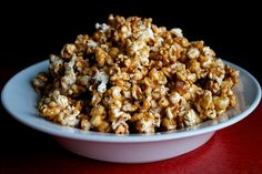 A Classic! | Caramel Corn | Photo by Hammerstones Whiskey Disks » Yummly.com