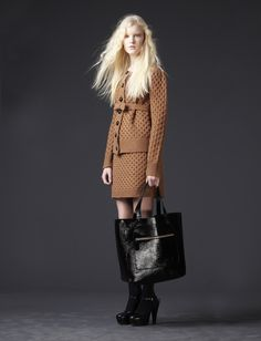 Orla Kiely Lookbook for Autumn Winter 11