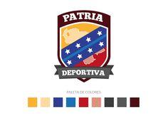 Logotipo - Patria Deportiva