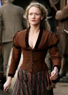 Deadwood Paula Malcomson as Trixie