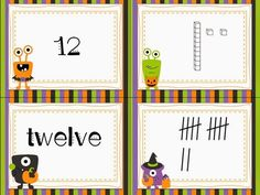 Mrs. Hodge and Her Kindergarten Kids: Halloween Ideas For The Classroom!