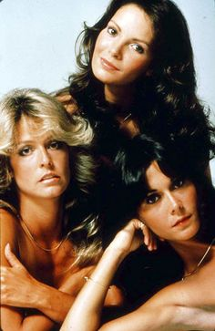 The original Charlie's Angels