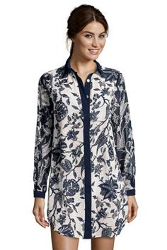 Boutique Sophia Paisley Heavy Georgette Shirt